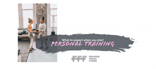 What to Expect When You Start Personal Training
